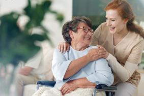 Chronische Krankheiten Positive Stimmung