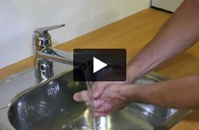 Infektionskrankheiten Haendewaschen